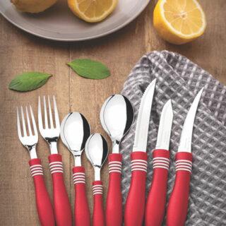 Steak Knives Set Cor & Cor