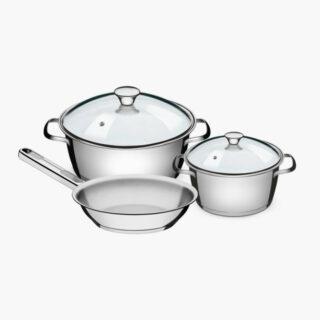 5 Pcs  Cookware Set