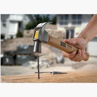 29 mm Claw Hammer Polymer Handle Sand