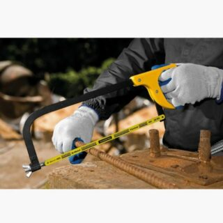 12 inches -45 cm Hack Saw Handle with Black Electrostatic