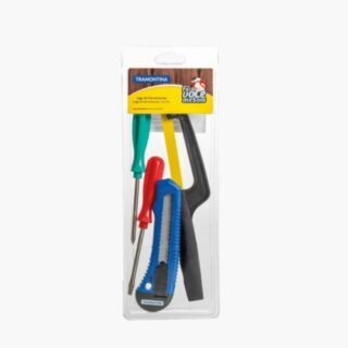 4 pc Tool Set - Do it Yourself!