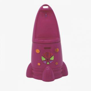 Kids Line Toys Chest Spaceship! Height 1 m x 0,60 m