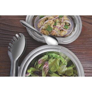 9 pcs Stainless Steel Serving Set - All You Need to Serve in Elegance!