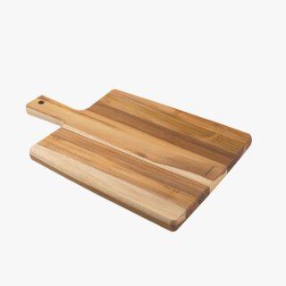 Cutting Board Ktc  40X27X1,8 Teak Oil