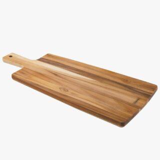Cutting Board Ktc 48x19x1.5 Teak Oil