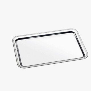 Tramontina Buena Stainless steel rectangular tray 49 x 33 cm