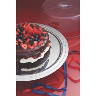 Tramontina Ciclo stainless steel stand for cake/sweets