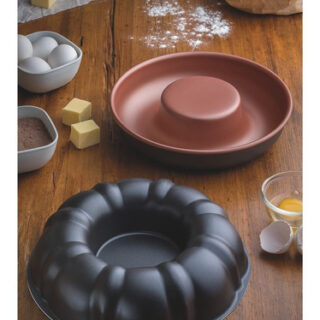 Buy one Get one free !!24cm Flan Mold +28CM Shallow Roasting Pan Bakery