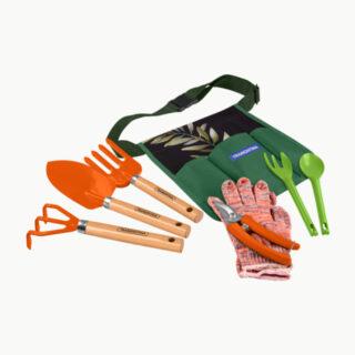 8 Pc Garden Tool Set