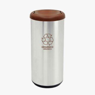 40L Trash bin  stainless steel