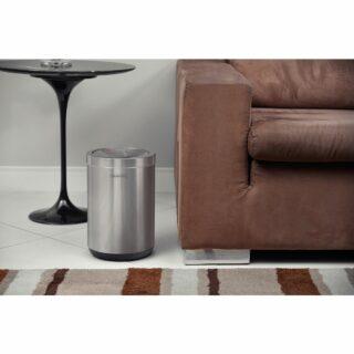 10L Trash bin stainless steel